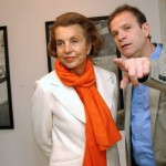 Liliane Bettencourt at an exhibition in Germany in 2004 Photo Courtesy of the NY Times, Photo Credit: Credit Horst Assinger/Deutsche Presse-Agentur, via European Pressphoto Agency